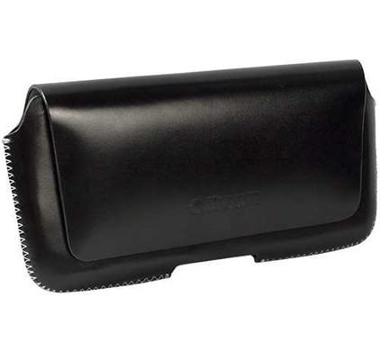 Krusell Leather Case Hector 5 XL Zwart
