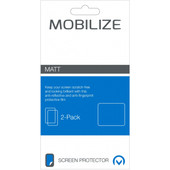 Mobilize Screenprotector Matt iPad Mini 2 / 3 Duo Pack
