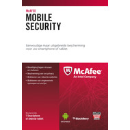McAfee Mobile Security NL