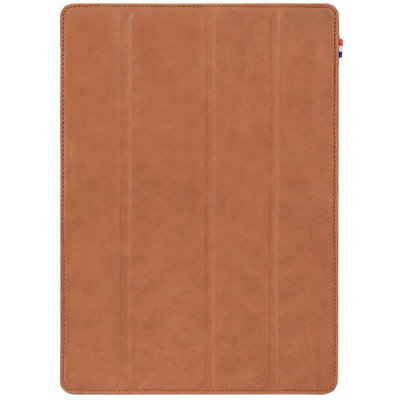 Decoded Leather Slim Cover Apple iPad Air Brown