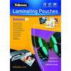 Fellowes Lamineerhoezen Enhance 80 mic A3 (100 stuks)