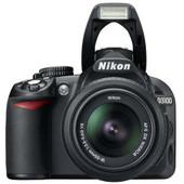 Nikon D3100 + 18-55mm VR Lens