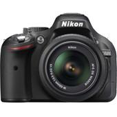 Nikon D5200 + 18-55mm VR