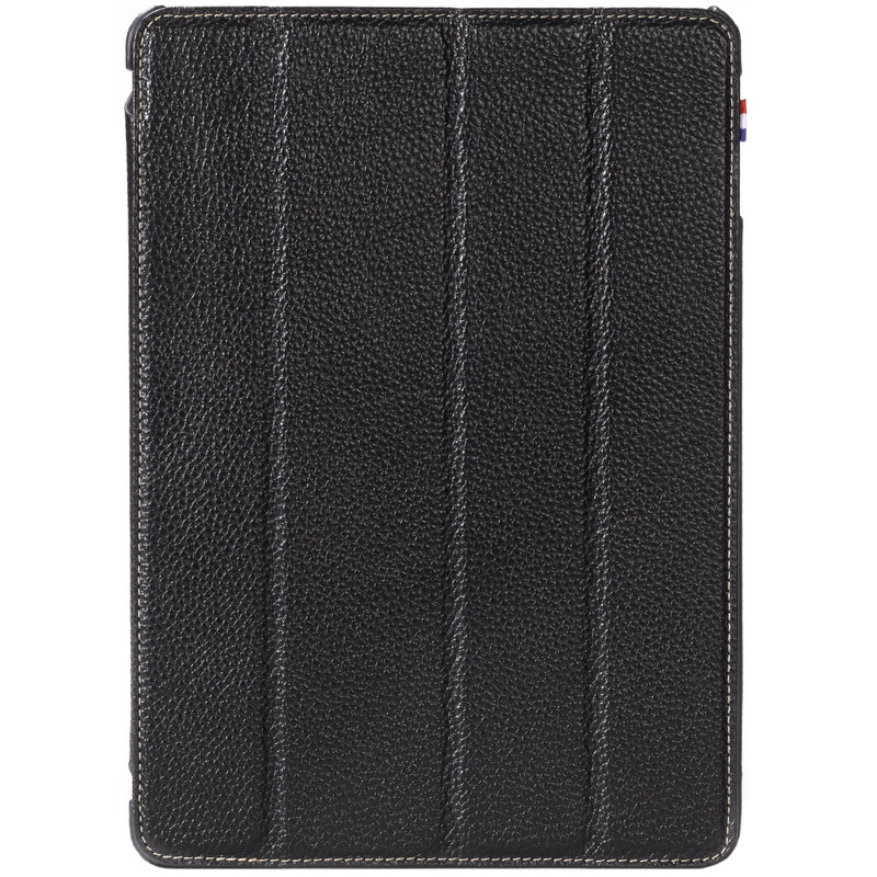 Decoded Leather Slim Cover Apple Ipad Air Black