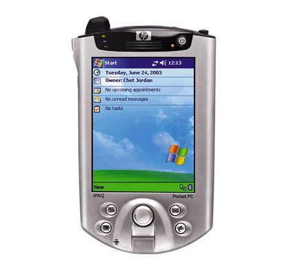 HP iPAQ 5550