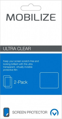 Mobilize Screenprotector Samsung Galaxy Trend Lite Duo Pack