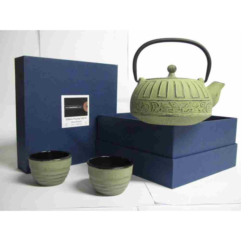 Teaclassix Puyang Set 0 77l Groen