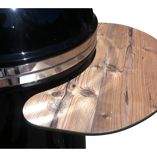 Grill Dome Family Zijtafels Hout