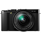 Fujifilm X-A1 + XC 16-50mm zwart