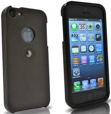 Tetrax Xcase Apple iPhone 5/5S/SE Black