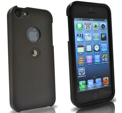 Tetrax Xcase Apple iPhone 5/5S/SE Black