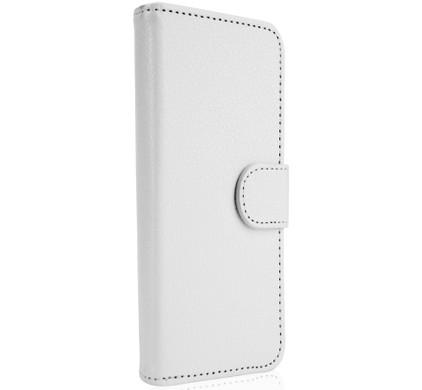 Xqisit Slim Wallet Case Apple iPhone 5/5S White