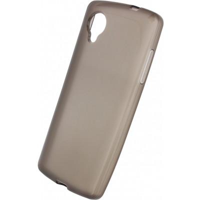 Xccess TPU Case LG Nexus 5 Transparant Black