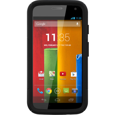 Otterbox Commuter Case Moto G Black