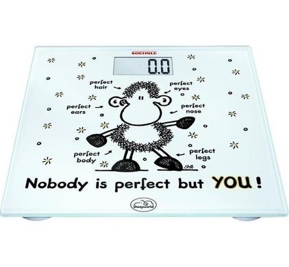 Soehnle Sheepworld Nobody is Perfect