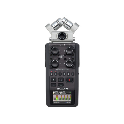 Image of Zoom H6