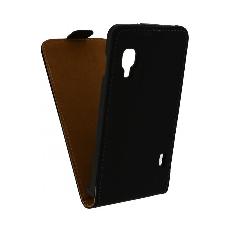 Mobilize Ultra Slim Flip Case Motorola Nexus 6 Blauw