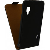 Mobilize Ultra Slim Flip Case Motorola Moto G Black