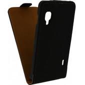 Mobilize Ultra Slim Flip Case Motorola Moto G Black