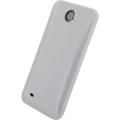 Xccess TPU Case HTC Desire 300 Transparant White