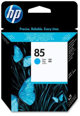 HP 85 Printkop Cyaan (C9420A)