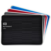 WD My Passport Ultra 2 TB Zwart