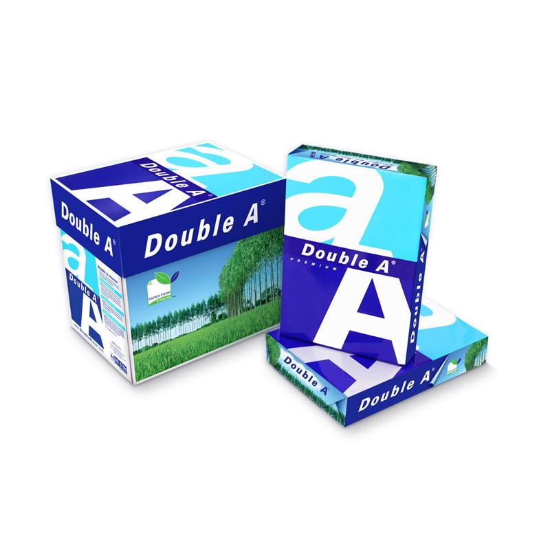 Double A Paper A4-papier Wit 500 Vellen (5 Pack) vandaag bezorgd
