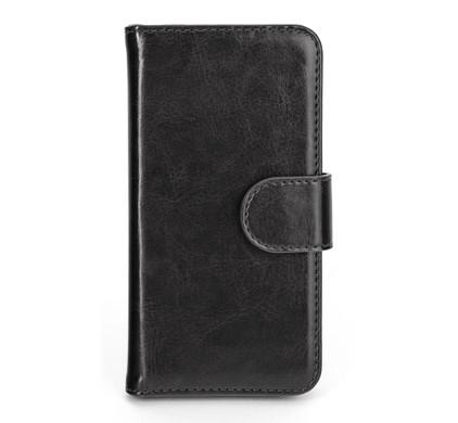 Xqisit Wallet Case Eman Apple iPhone 5 / 5S Black