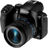Samsung NX30 + 18-55mm f/3.5-5.6 OIS