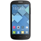Alcatel One Touch Pop C5 Grijs Dual sim