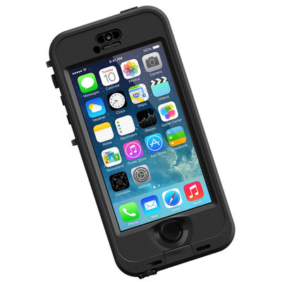 LifeProof Nuud Case Apple iPhone 5S Black