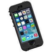 Lifeproof Apple iPhone 5/5S/SE Nuud Zwart