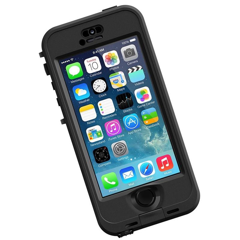 LifeProof Nuud Case Apple iPhone 5S Black