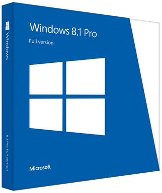 Microsoft Windows 8.1 Pro 64bit NL OEM