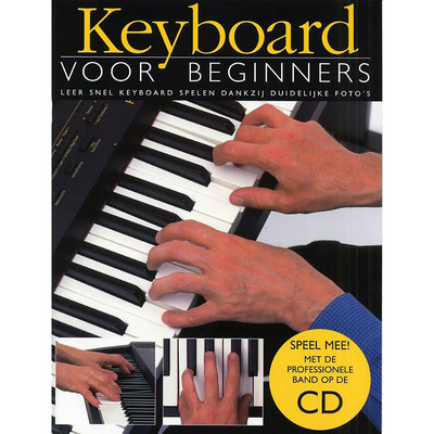Image of Keyboard voor beginners