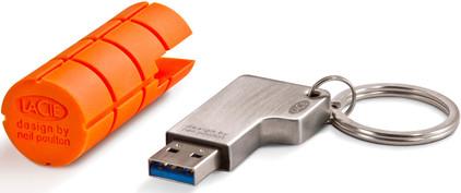 LaCie RuggedKey 64 GB