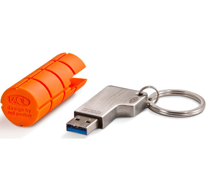 LaCie RuggedKey 64 GB