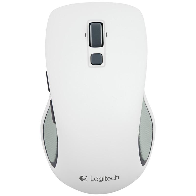 Logitech Wireless Mouse M560 Wit