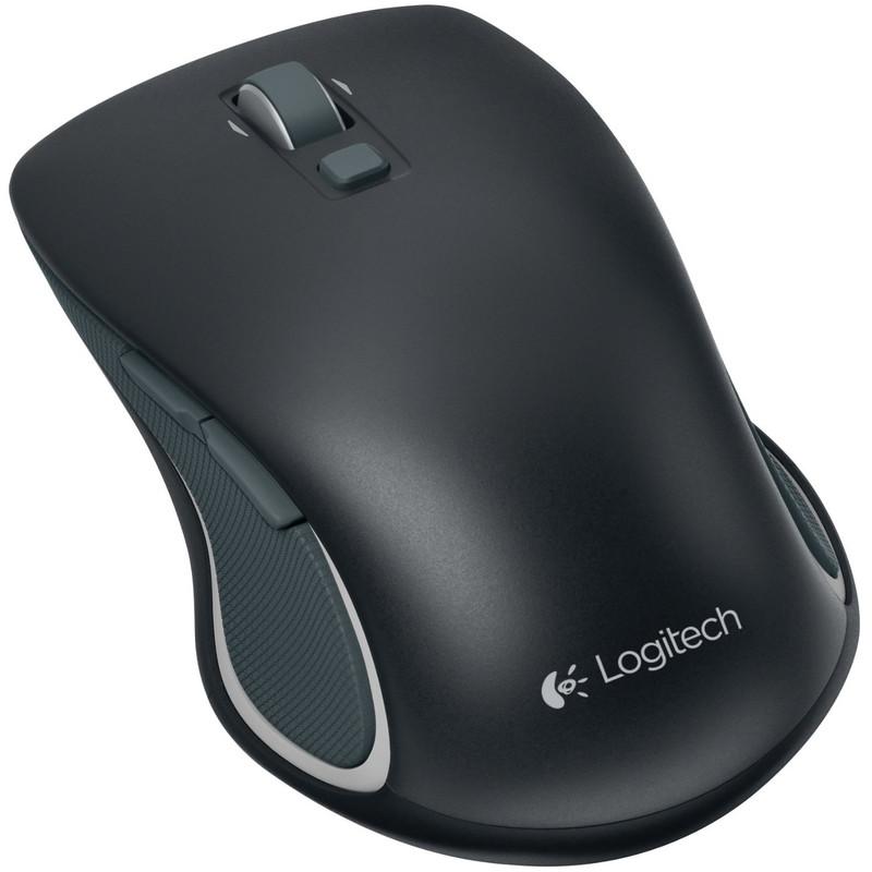 Logitech Wireless Mouse M560 Zwart