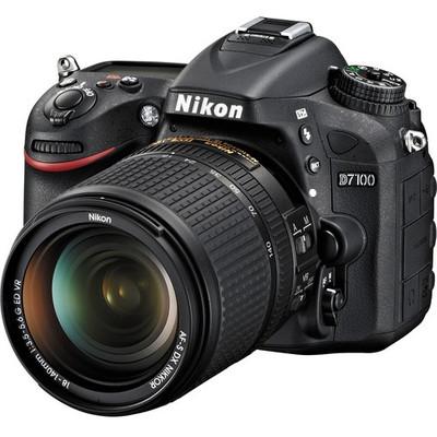 NIKON D 7100 + 18-140 VR