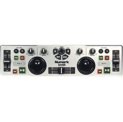 Image of Numark DJ 2 Go mini DJ set to go