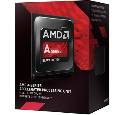 AMD A10-7850K Black Edition