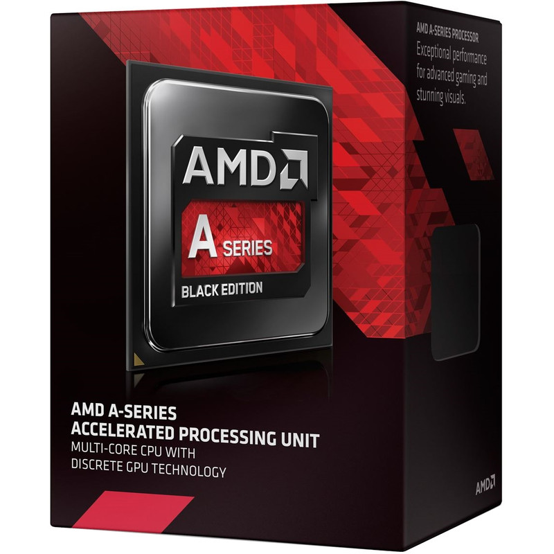 Amd A10-7700k Black Edition