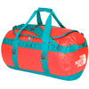 linkerkant Base Camp Duffel M Fire Brick Red