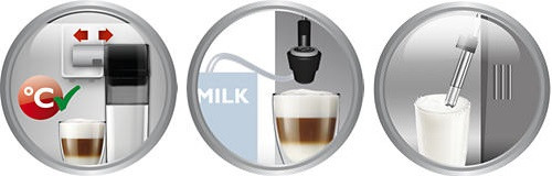 Melk opschuimen