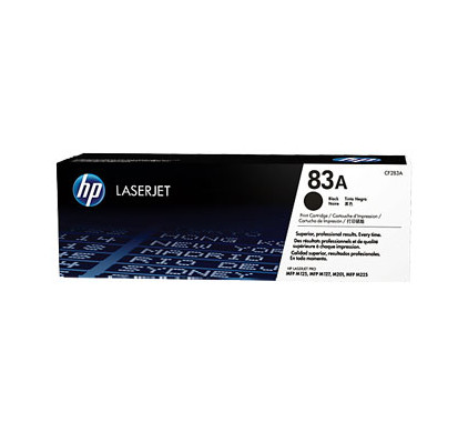HP 83A Toner Zwart (CF283A)