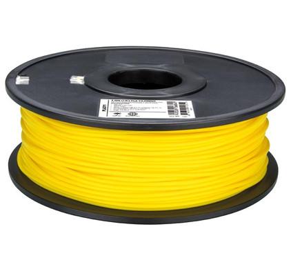 Velleman PLA Gele Filament 3 mm (1 kg)