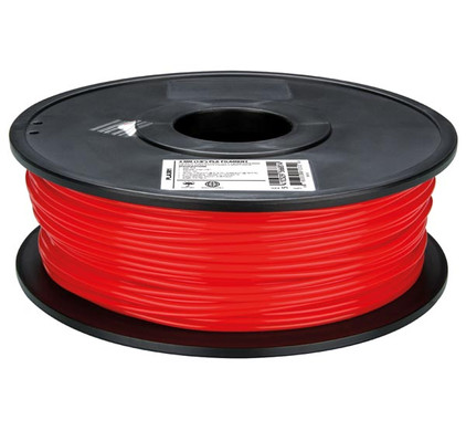 Velleman PLA Rode Filament 3 mm (1 kg)