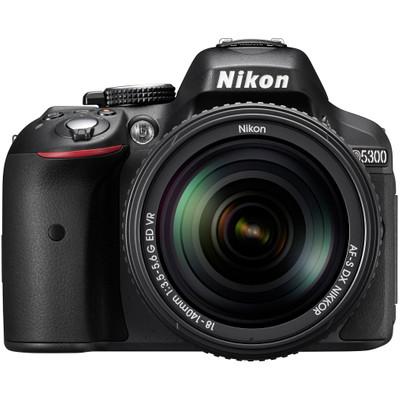 Image of Nikon D5300 + AF-S 18-140mm f/3.5-5.6G ED VR