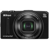 Nikon Coolpix S9700 Black